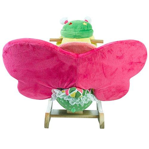 Rockabye Bonita Butterfly Rocker, One Size by Rockabye (Image #1)