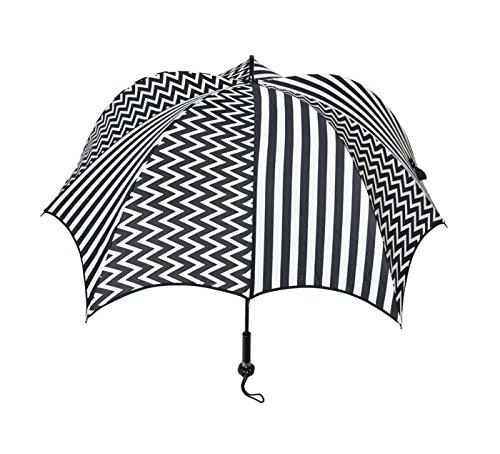 ディチェザレ デザイン パンプキンブレラ ウォーカー 全4柄 長傘 手開き ジギー 10本骨 52-64cm グラスファイバー骨 B01N7FJUO0 ジギー ジギー