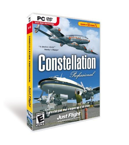 Constellation Professional for FSX – PC