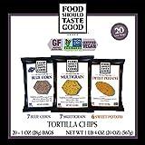 Food Should Taste Good Variety Pack Tortilla Chips - 20 (1oz) Bags