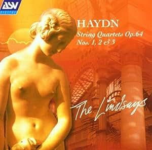 Haydn: String Quartets Op. 64 Nos. 1-3