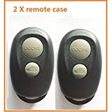 Calvas for Fit Toyota Camry Avalon Remote Two Buttons - Year 2000-2006 NICE