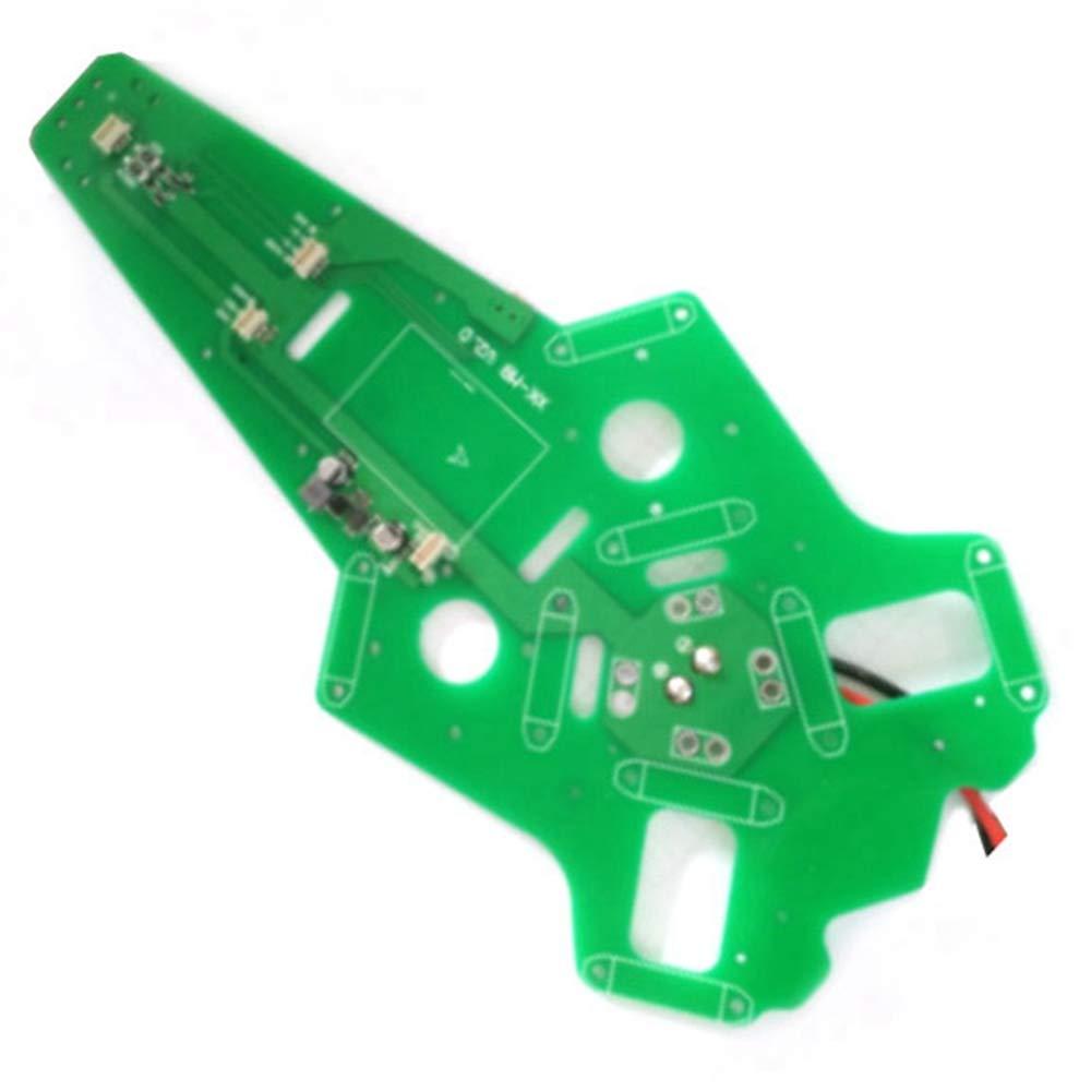 Wltoys XK X500 X500-A RC ドローン クアッドコプター スペアパーツ パワーボード メインボード B07ML3YWKT