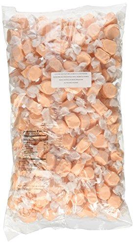 Peach Salt Water Taffy 3lb -