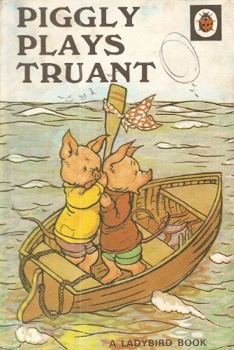 Piggly Plays Truant (Rhyming Stories) by A.J. Macgregor (1946-12-01)