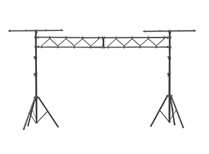 diy portable stage small stage lighting truss. On-Stage LS7730 Lighting Stand With Truss Diy Portable Stage Small
