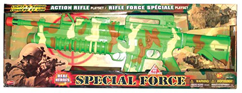Cheap special force action rifle(Airsoft Gun)