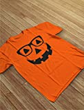 Tstars Cute Little Geeky Pumpkin Halloween Jack