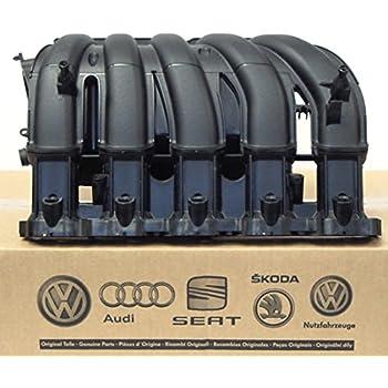 amazoncom vw volkswagen intake manifold replacement genuine oem  cc passat beetle eos