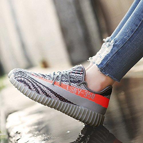 Die Art- und Weiseturnschuhe 350 der Männer, die laufende Schuhe für athletische Sport-Turnhallen-zufällige laufen lassen Tennis Grau