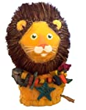 Fetch-It Pets Louie the Lion 8'' Polly Wanna Pinata Bird Toy