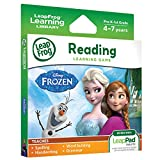 LeapFrog Disney Frozen Learning Game (for LeapFrog Epic, LeapPad Platinum, LeapPad Ultra, LeapPad2, LeapPad3)