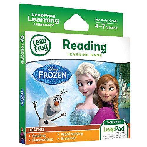 51rdwnWVOnL - LeapFrog Disney Frozen Learning Game (for LeapPad Platinum, LeapPad Ultra, LeapPad2, LeapPad3)