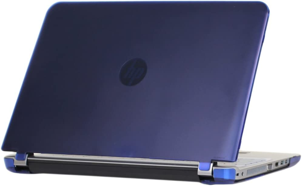 """iPearl mCover Hard Shell Case for 15.6"""" HP ProBook 450/455 G4 Series (NOT Compatible with Older HP ProBook 450 G1 / G2 / G3 Series) Notebook PC (PB450-G4 Blue)"""