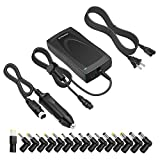 Powseed 90W Universal Laptop Charger for HP Acer Asus Toshiba Dell Lenovo IBM Samsung Sony Gateway Fujitsu Chromebook Ultrabooks