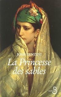 La princesse des sables, Lenzini, José