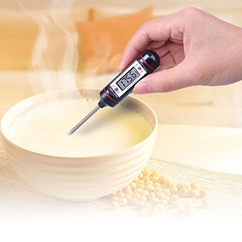 Yescom Instant Read Accurate Stainless Thermometer