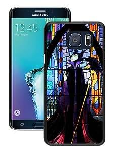 Fashionable design Villain Maleficent Black Samsung Galaxy Note5 Edge Case Cover
