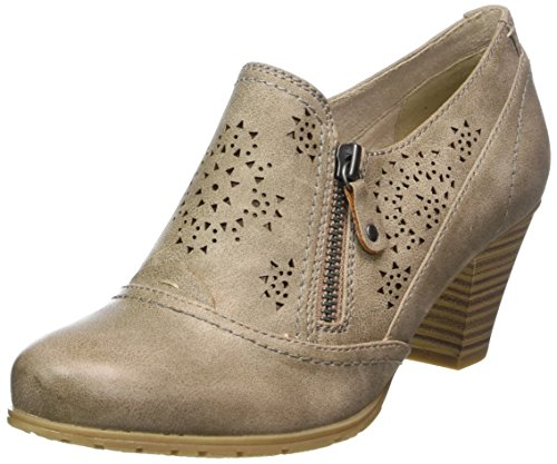 Softline WoMen 24461 Loafers Beige (Lt. Taupe)