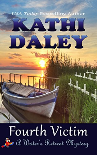 Fourth Victim (Writers Retreat Southern Seashore Mystery Book 4) by [Daley, Kathi]