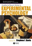 Handbook of Research Methods in Experimental Psychology, , 1405132809