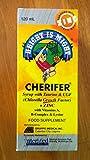 2 Cherifer Syrup w/Taurine, CGF