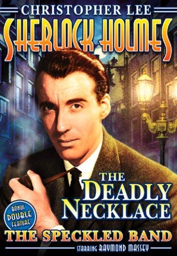Sherlock Holmes Double Feature: The Deadly Necklace/The Speckled Band ()