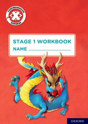 Project X Comprehension Express: Stage 1 Workbook Pack of 6