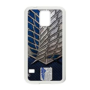 attack on titan Phone Case for Samsung Galaxy S5 Case