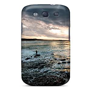 linJUN FENGSpecial Cynthaskey Skin Case Cover For Galaxy S3, Popular Fraser Island Phone Case