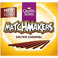 Quality Street Matchmakers Salted Caramel Limited Edition 130G