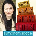 Thalia Book Club: Nicole Krauss' 'Great House' | Nicole Krauss