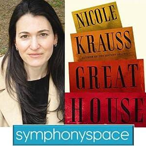 Thalia Book Club: Nicole Krauss' 'Great House' Speech