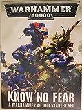 Warhammer 40k Know No Fear Starter Set