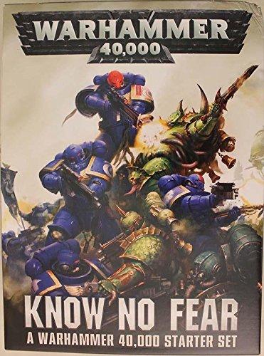 Warhammer 40k Know No Fear Starter Set by Games Workshop