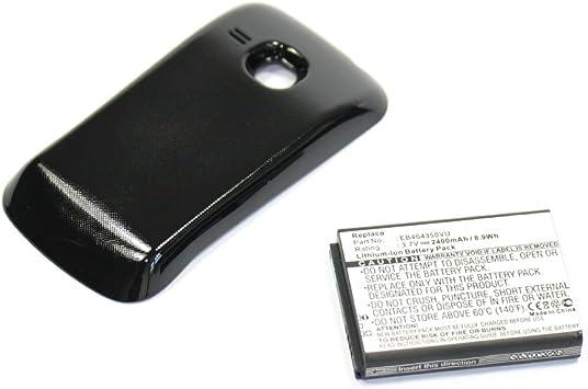 subtel Batería para Samsung Galaxy Mini 2 (2400mAh) EB464358V ...