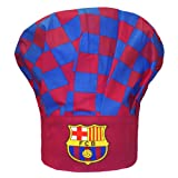 Official FC Barcelona Chefs Hat