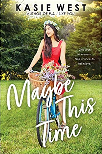 Image result for maybe this time by kasie west