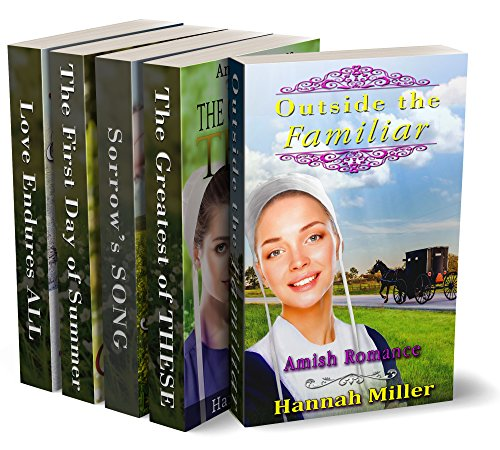 Amish Romance Boxed Set