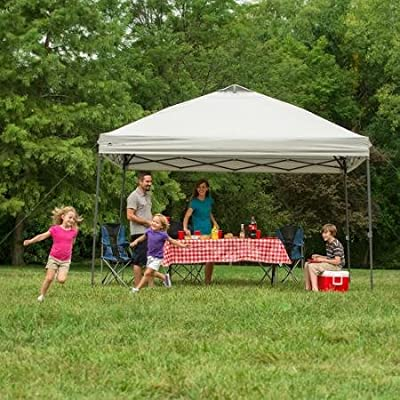 Ozark Trail, 12 x 12 instant Slant pierna toldo Gazebo de/ideal ...