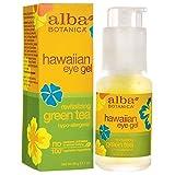 Alba Botanica Hawaiian, Green Tea Eye Gel, 1 Ounce