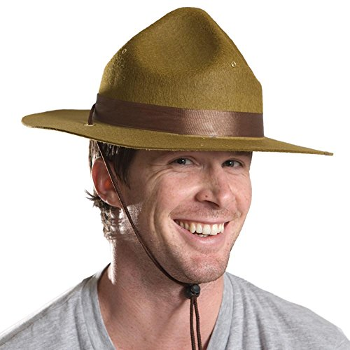 Century Novelty Ranger Hat ()