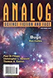 img - for Analog Science Fiction and Fact, November 2013 book / textbook / text book