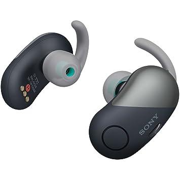 ソニー SONY 完全ワイヤレスノイズキャンセリングイヤホン WF,SP700N BM  Bluetooth対応 左右