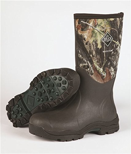 Muck Boot The Original Company Women's Woody Max� New Mossy Oak Break-Up ()