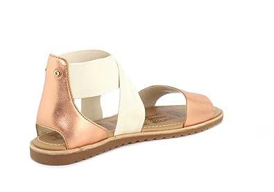 Sorel Ella Sandal Slip-on pour Femmes, 37.5 EUR, Natural