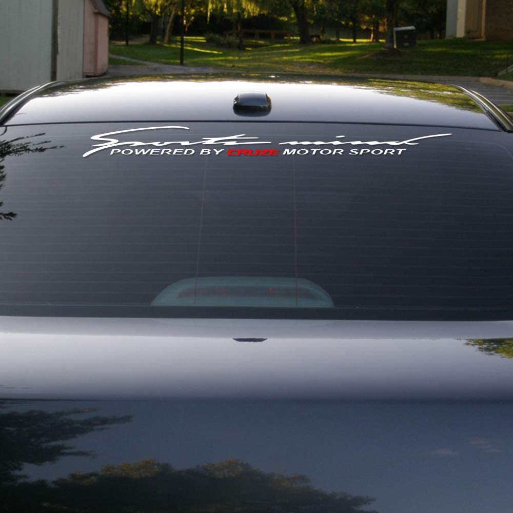 FSXTLLL Auto Seitenstreifen Seitenaufkleber Aufkleber F/ür Chevrolet Cruze