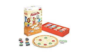 Osmo - Pizza Co. Game - Ages 5-12 - Communication Skills & Mental Math - For iPad and Fire Tablet (Osmo Base Required)
