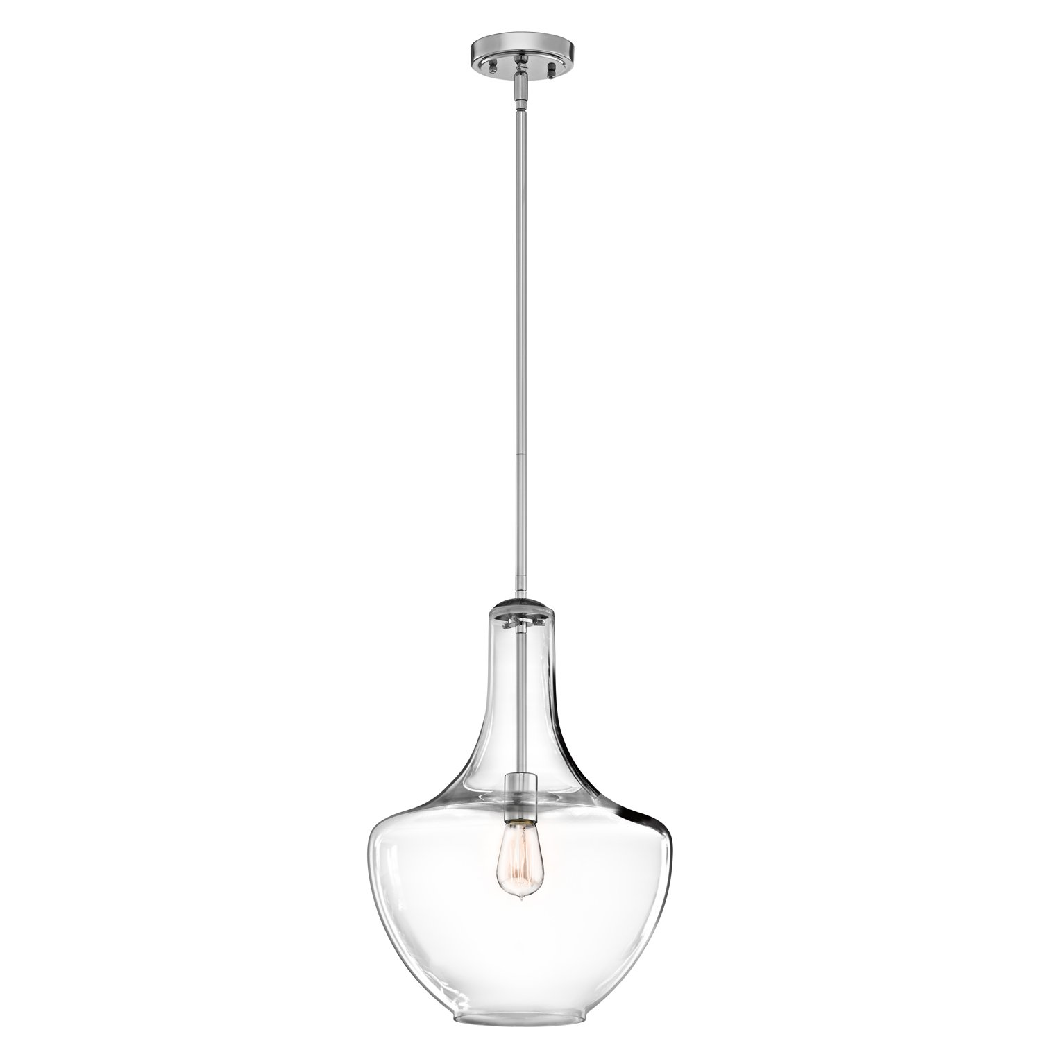Kichler 42046OZ One Light Pendant   Ceiling Pendant Fixtures   Amazon.com