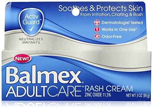 Balmex Adult Care - Balmex Adult Care Rash Cream, 3 oz